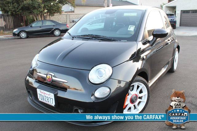 2013 Fiat 500 Abarth ONE OWNER