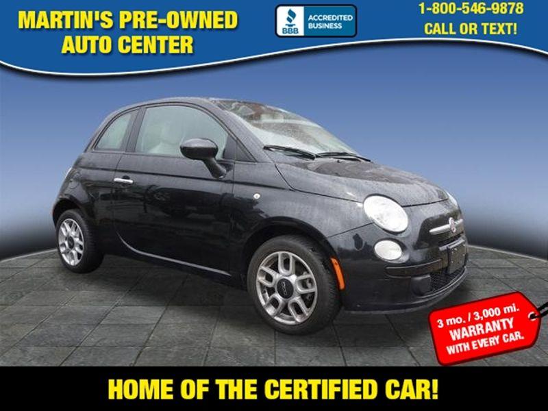 2013 Fiat 500 Pop | Whitman, MA | Martin's Pre-Owned Auto Center