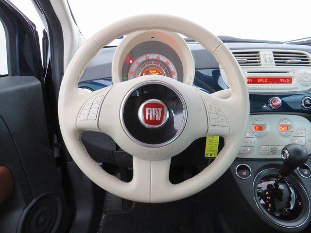 2013 Fiat 500c Lounge Cabrio in McKinney, Texas 75070