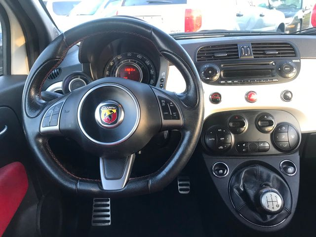 2013 Fiat 500c Abarth Ravenna, Ohio 11