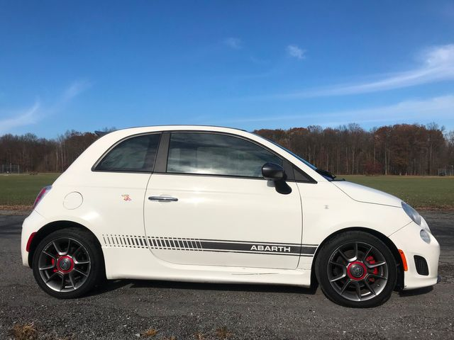 2013 Fiat 500c Abarth Ravenna, Ohio 4