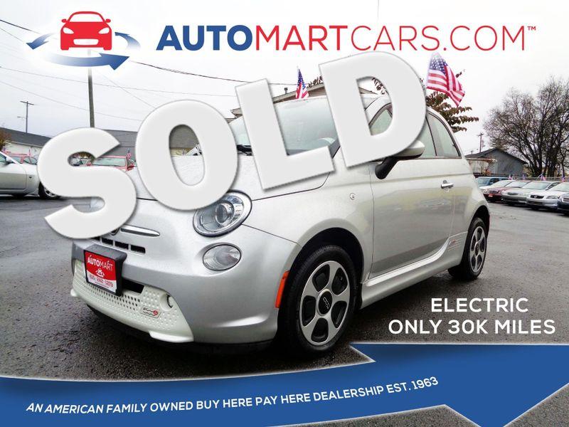 2013 Fiat 500e  | Nashville, Tennessee | Auto Mart Used Cars Inc. in Nashville Tennessee