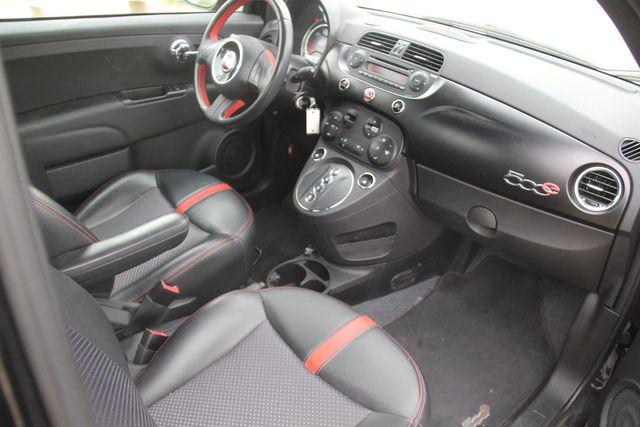2013 Fiat 500e Santa Clarita, CA 9