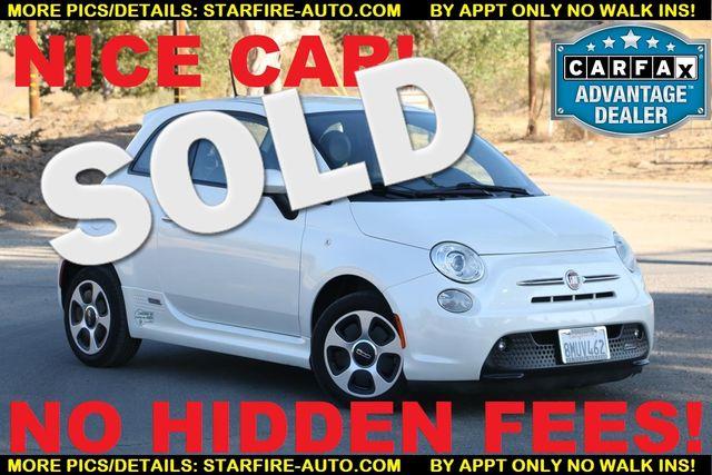 2013 Fiat 500e Santa Clarita, CA