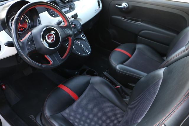 2013 Fiat 500e Santa Clarita, CA 7