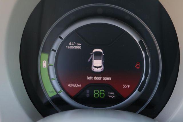2013 Fiat 500e Santa Clarita, CA 12