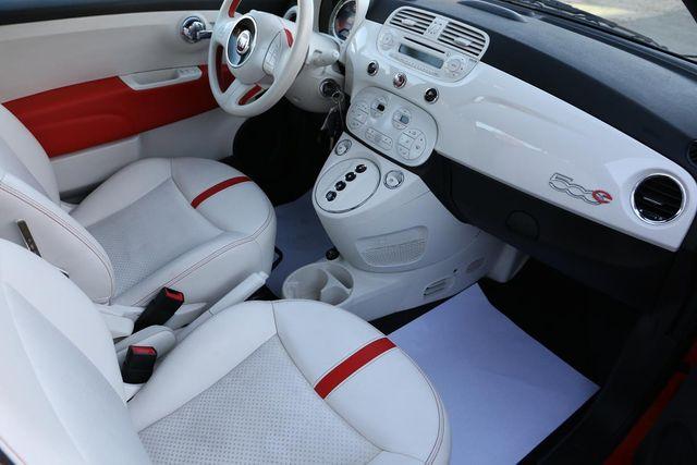 2013 Fiat 500e Santa Clarita, CA 8
