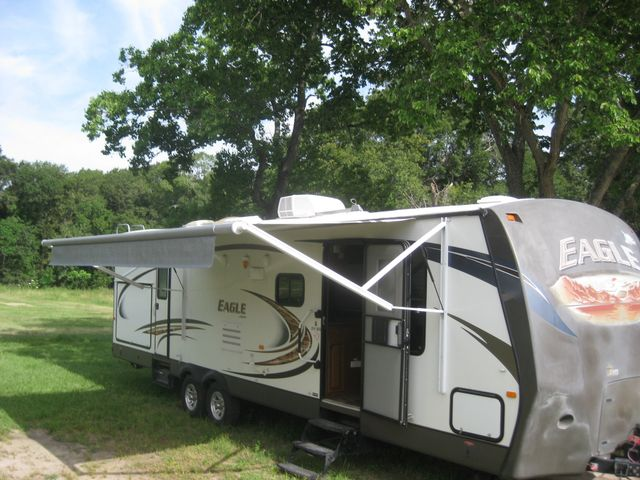 2013 For Rent-Jayco Eagle 31' BUNK HOUSE w/3 slides