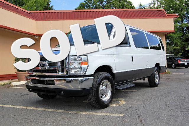 2013 Ford 10 Pass. TV / DVD Charlotte, North Carolina