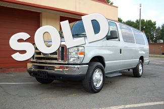 2013 Ford 10 Pass E350 Charlotte, North Carolina