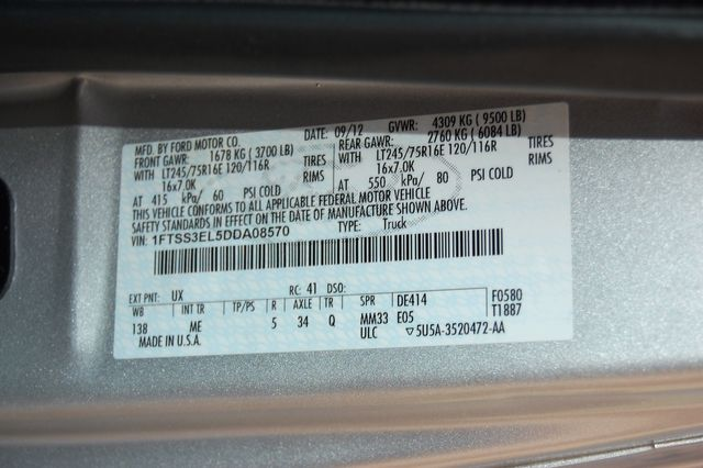 2013 Ford 10 Pass E350 Charlotte, North Carolina 16