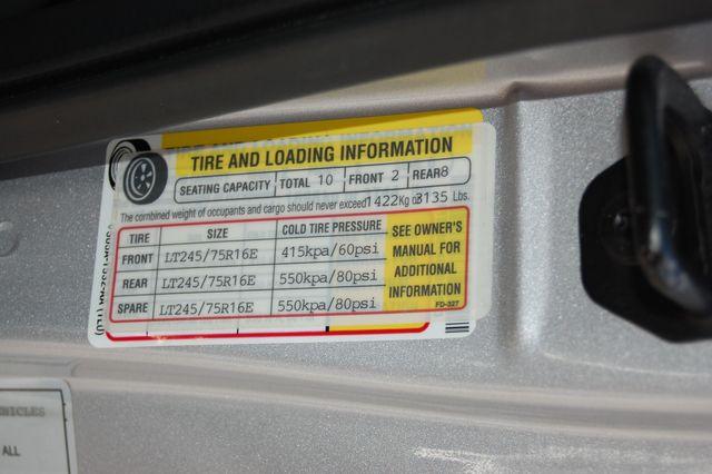 2013 Ford 10 Pass. E350 Charlotte, North Carolina 20