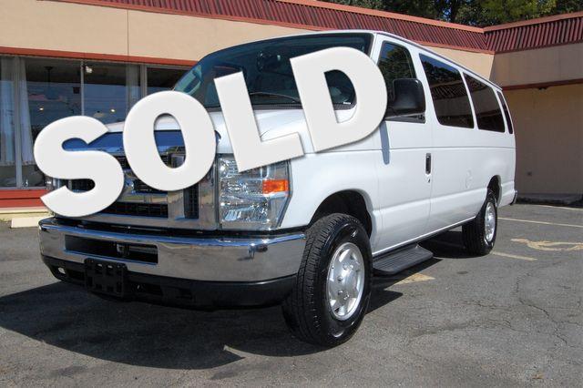 2013 Ford 15 Pass. XLT Charlotte, North Carolina