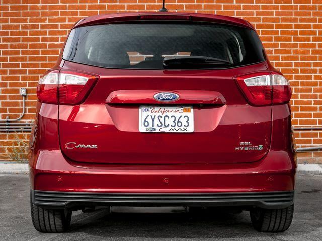 2013 Ford C-Max Hybrid SEL Burbank, CA 3