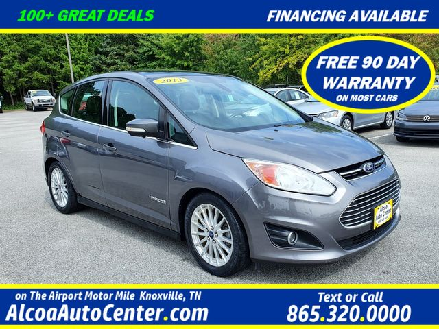 """2013 Ford C-Max Hybrid SEL Navigation Leather Panoramic 17"""" Alloys"""