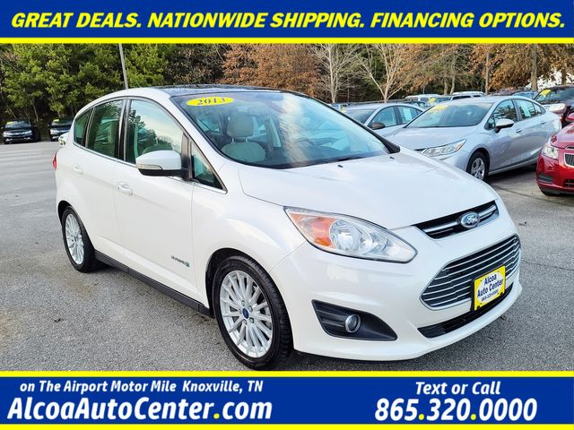 2013 Ford C-Max Hybrid SEL Leather Panoramic Navigation SYNC Alloys