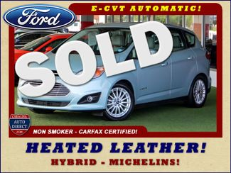 2013 Ford C-Max Hybrid SEL FWD - HEATED LEATHER! Mooresville , NC