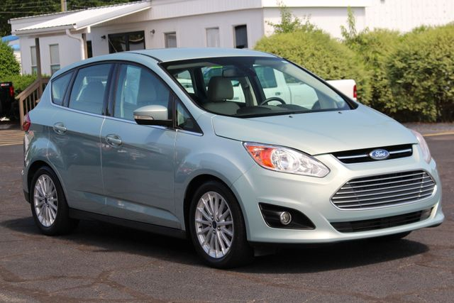 2013 Ford C-Max Hybrid SEL FWD - HEATED LEATHER! Mooresville , NC 20
