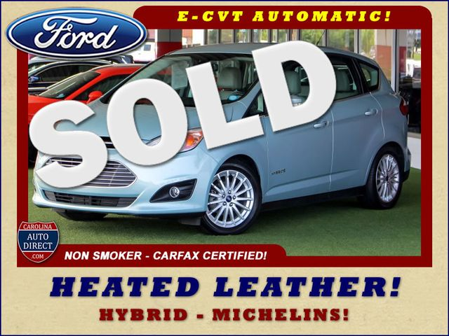 2013 Ford C-Max Hybrid SEL FWD - HEATED LEATHER! Mooresville , NC 0