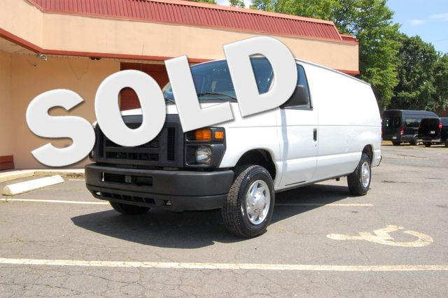 2013 Ford E-150 Cargo van Charlotte, North Carolina 0