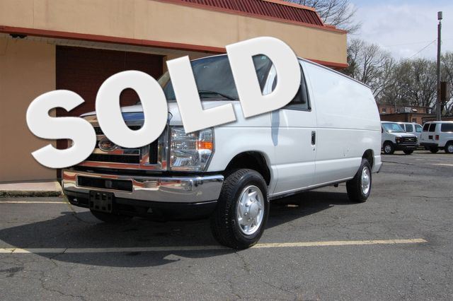 2013 Ford E-150 Cargo Van Charlotte, North Carolina 0
