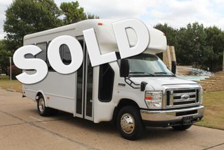 2013 Ford E-350 Starcraft 15 Passenger Shuttle Bus Irving, Texas
