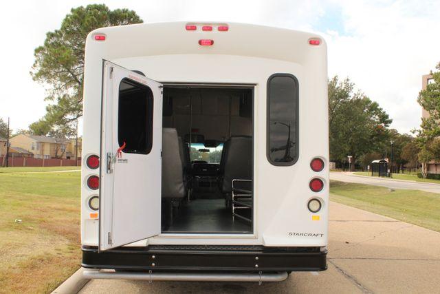 2013 Ford E-350 Starcraft 15 Passenger Shuttle Bus Irving, Texas 52