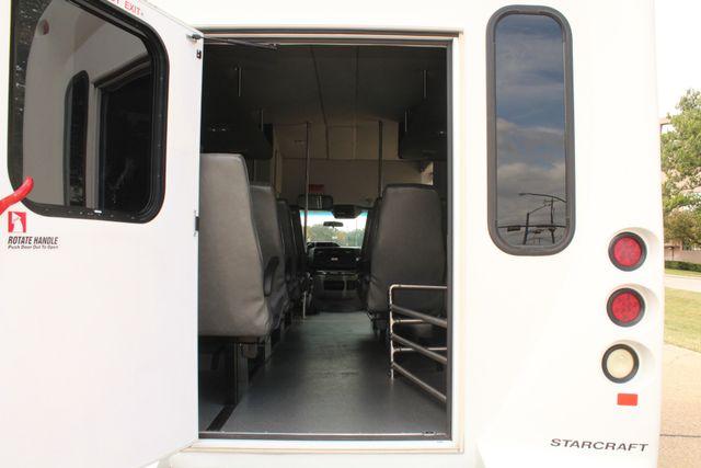 2013 Ford E-350 Starcraft 15 Passenger Shuttle Bus Irving, Texas 53