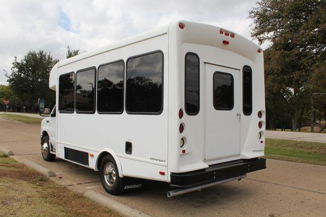 2013 Ford E-350 Starcraft 15 Passenger Shuttle Bus Irving, Texas 6