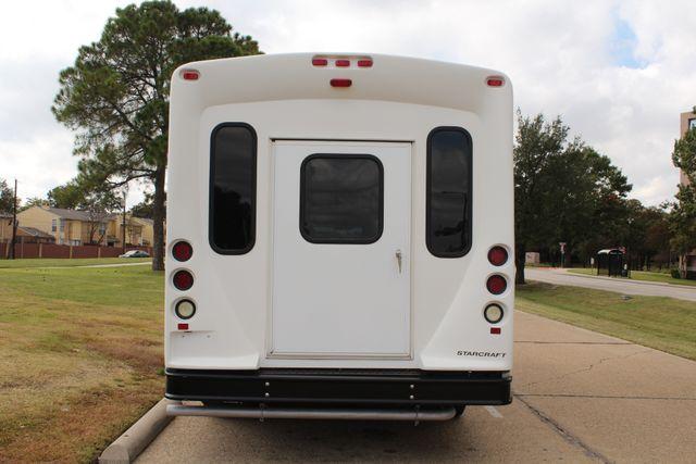2013 Ford E-350 Starcraft 15 Passenger Shuttle Bus Irving, Texas 7