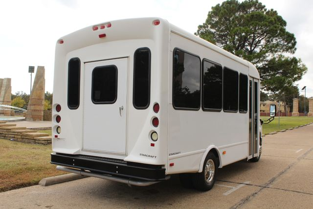 2013 Ford E-350 Starcraft 15 Passenger Shuttle Bus Irving, Texas 8