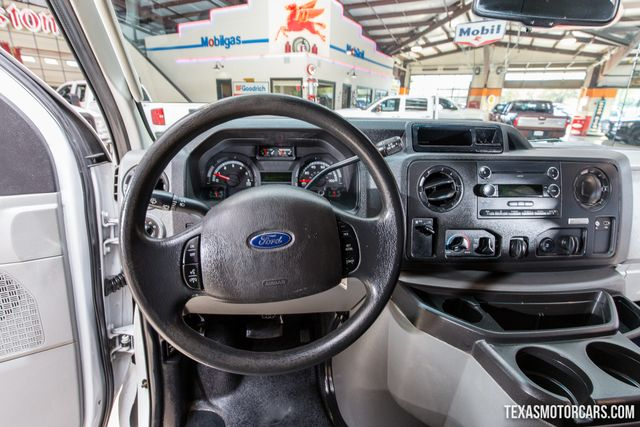2013 Ford E-Series Cargo Van Commercial in Addison, Texas 75001