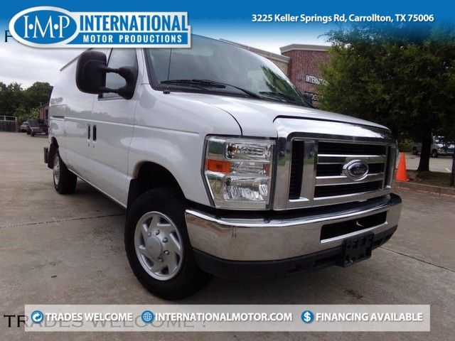 2013 Ford E-Series Cargo Van Commercial in Carrollton, TX 75006