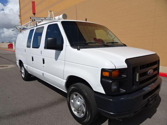 2013 Ford E-Series Cargo Van Commercial in Corpus Christi, TX 78412
