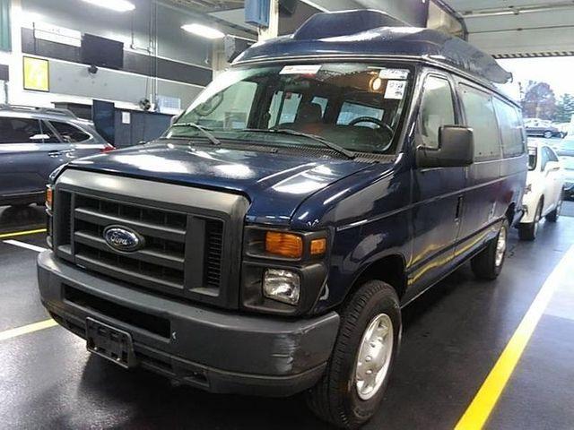 2013 Ford E-Series Cargo Van Handicap wheelchair accessible van in Dallas, Georgia 30132