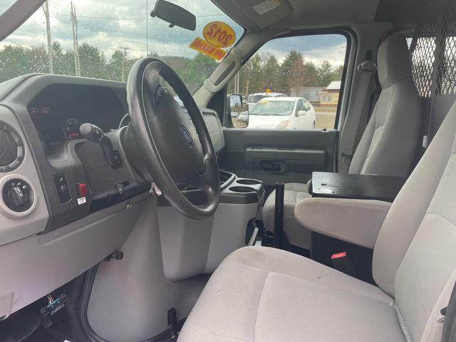 2013 Ford E-Series Cargo Van Commercial Hoosick Falls, New York 4