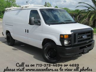 2013 Ford E-Series Cargo Van Commercial | Houston, TX | American Auto Centers in Houston TX