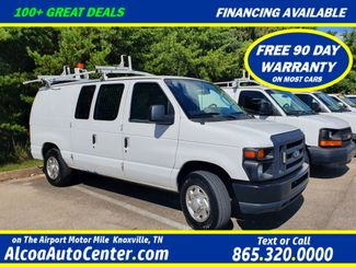 2013 Ford E-Series Cargo Van Commercial 4.6L V8 in Louisville, TN 37777