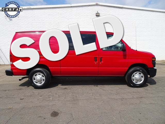 2013 Ford E-Series Cargo Van Commercial Madison, NC 0