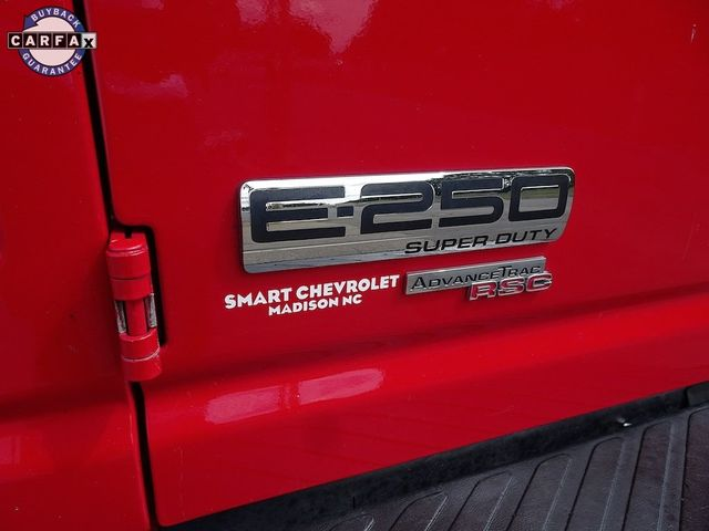 2013 Ford E-Series Cargo Van Commercial Madison, NC 11