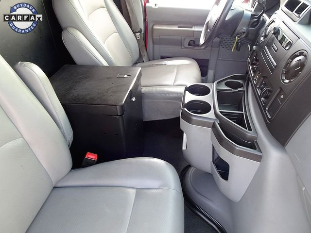 2013 Ford E-Series Cargo Van Commercial Madison, NC 30