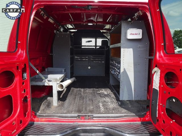 2013 Ford E-Series Cargo Van Commercial Madison, NC 37