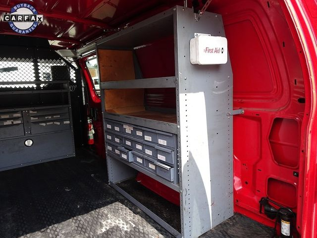 2013 Ford E-Series Cargo Van Commercial Madison, NC 38