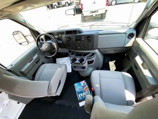 2013 Ford E-Series Cargo Van Commercial Madison, NC 14