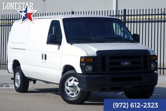 2013 Ford E-250 Cargo Van Commercial Clean Carfax One Owner in Plano Texas, 75093