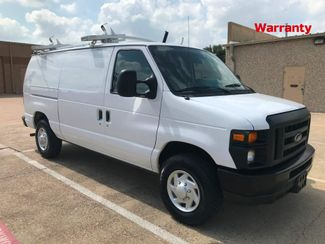 2013 Ford E-Series Cargo Van Commercial Racks & Bins in Plano, Texas 75074