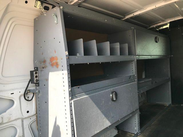 2013 Ford E-Series Cargo Van Commercial Racks & Bins in Plano, Texas 75074