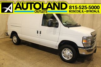 2013 Ford E-Series Cargo Van Commercial in Roscoe IL, 61073