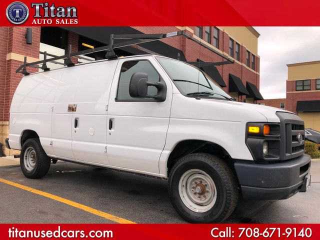 2013 Ford E-Series Cargo Van Commercial