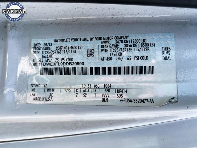 2013 Ford E-Series Cutaway Base Madison, NC 31